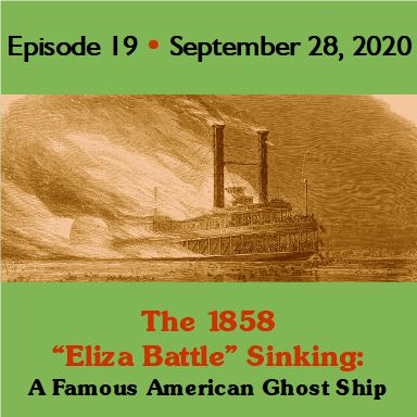The Ghost Ship Eliza Battle