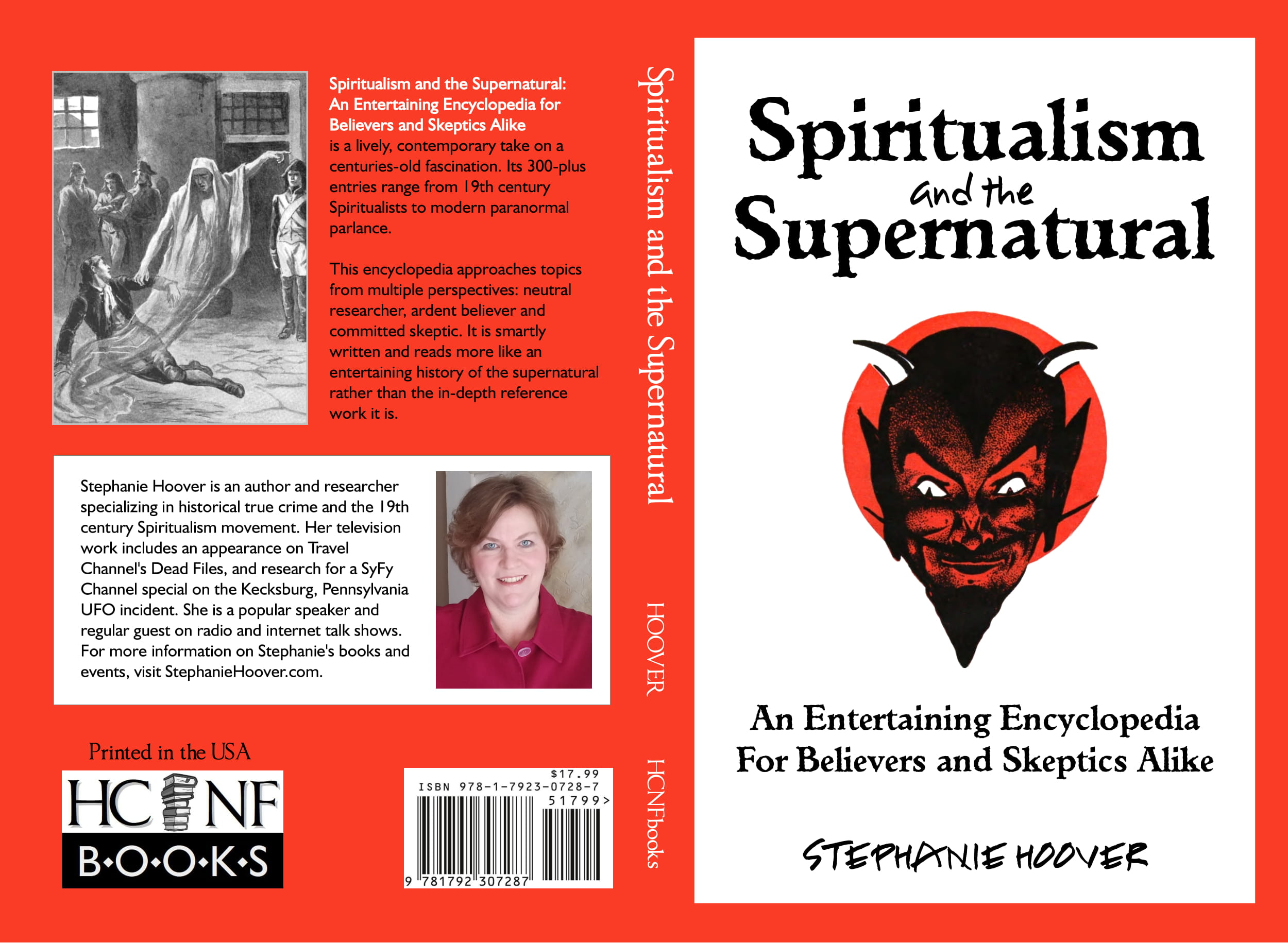 Spiritualism and the Supernatural book cover