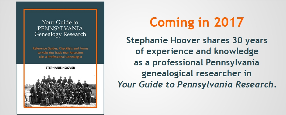 Your Guide to Pennsylvania Research book cover
